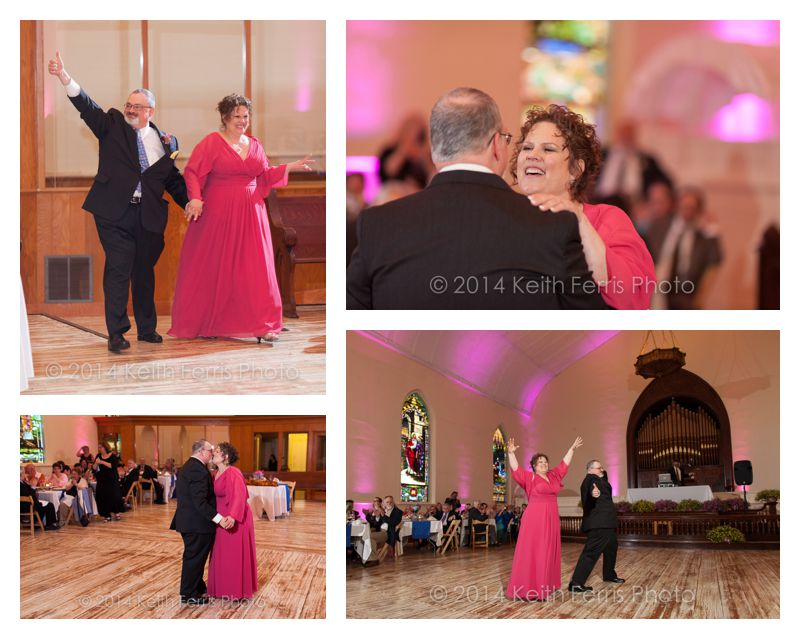 Kingston NY first dance