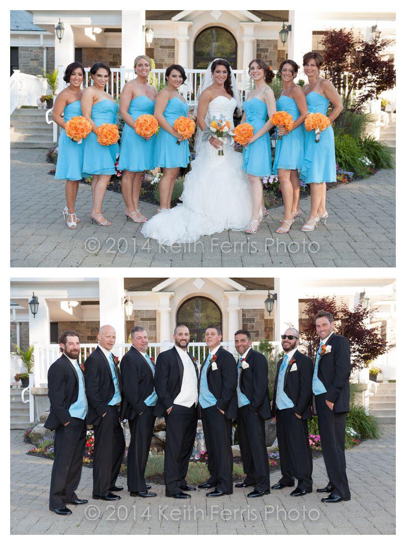 Patriot Hills wedding photos