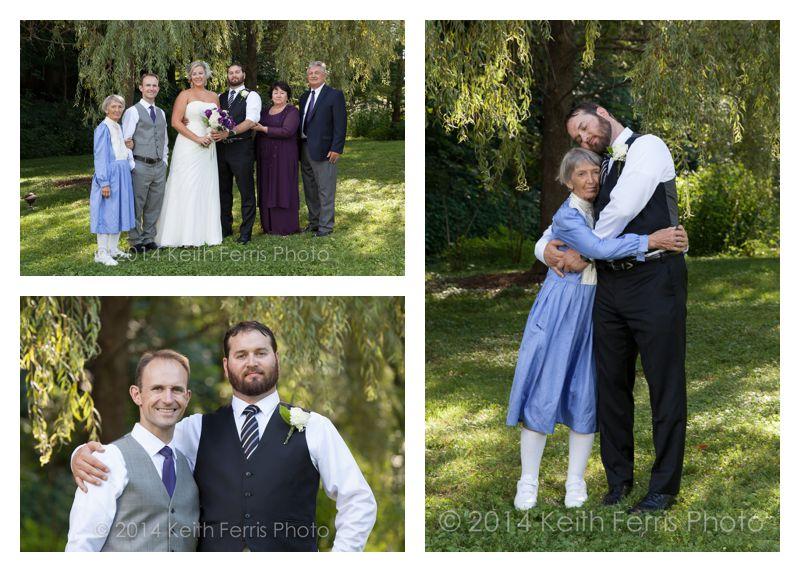Milton wedding photographer