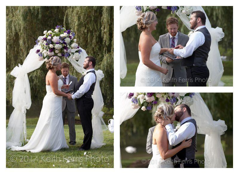 Hudson Valley wedding