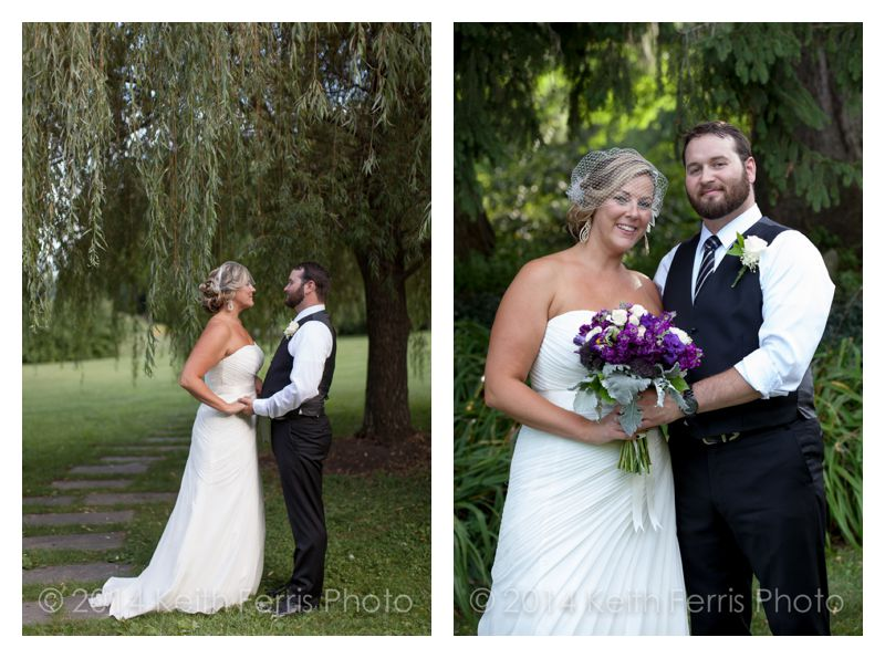 Buttermilk Inn & Spa wedding photography