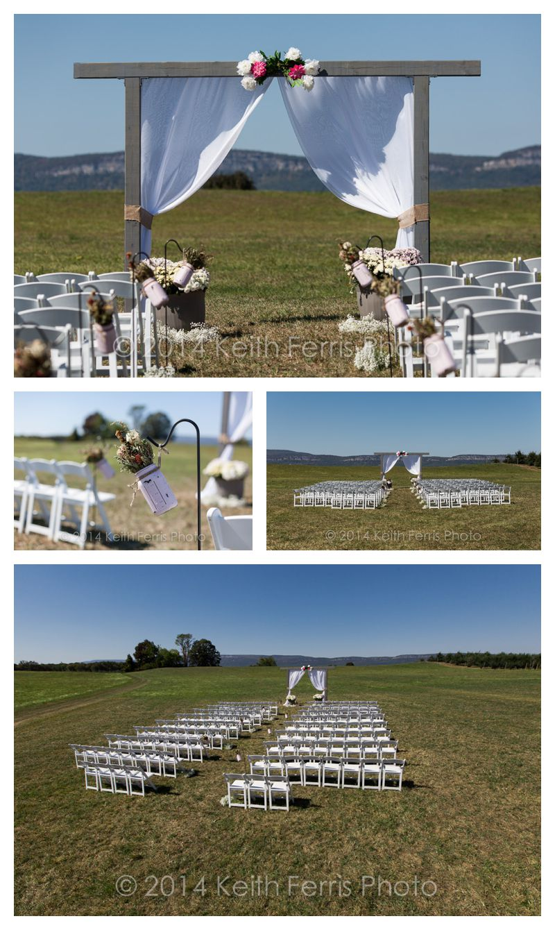 Hudson Valley Farm Wedding
